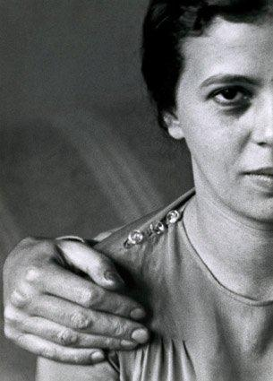 André Kertesz - Elisabeth et moi (1931)